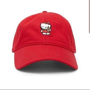 Hello Kitty 90's Throwback Hat